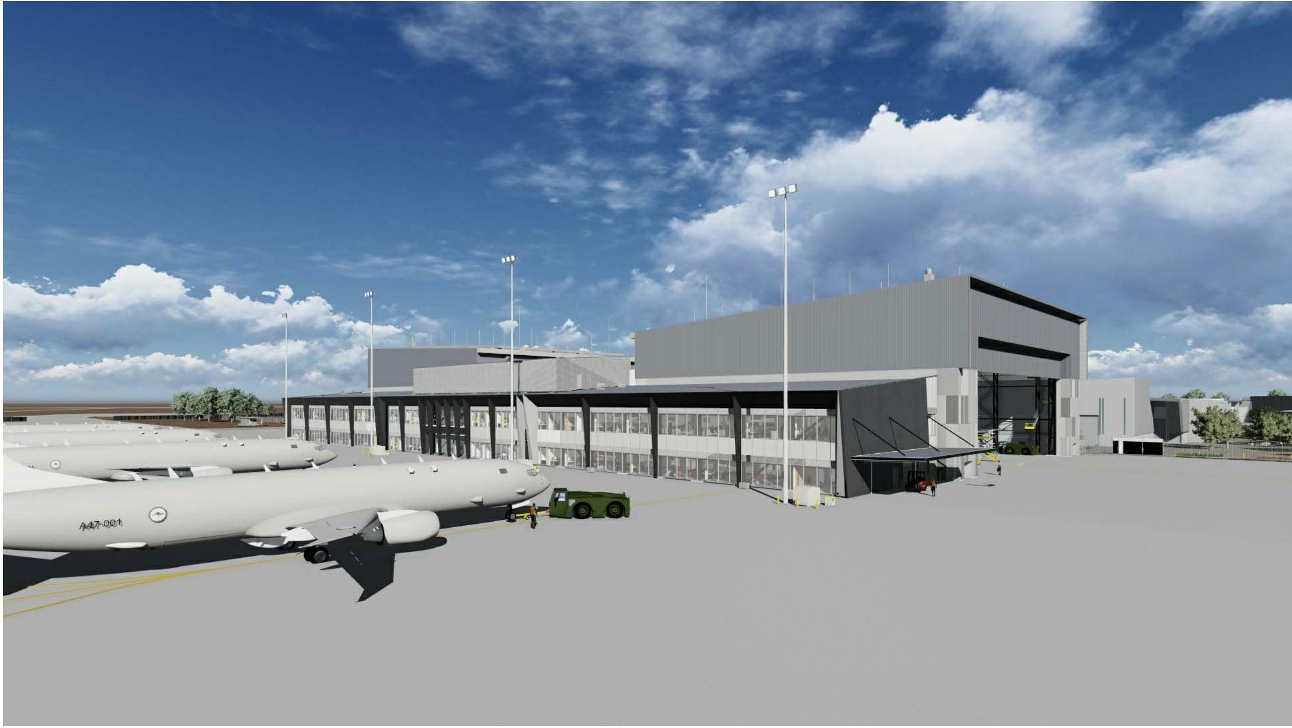 Air7000 Edinburgh RAAF Base